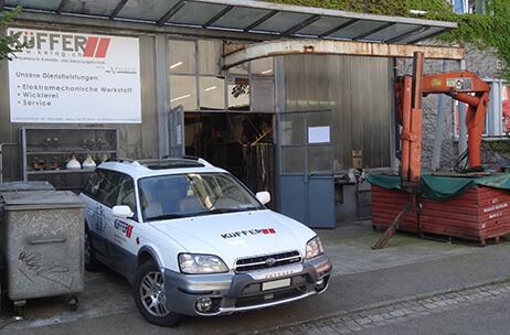 Vogler AG Basel wird in KETAG integriert
