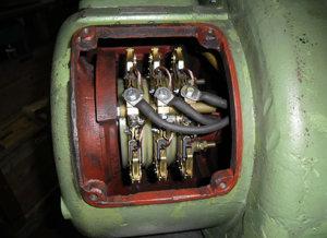 Reparatur Schleifringankermotor