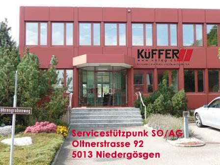 Servicestützpunkt Solothurn/Aargau