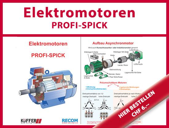 Elektromotoren – PROFI-SPICK