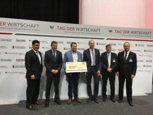 Podestplatz an der Swiss Next Challenge