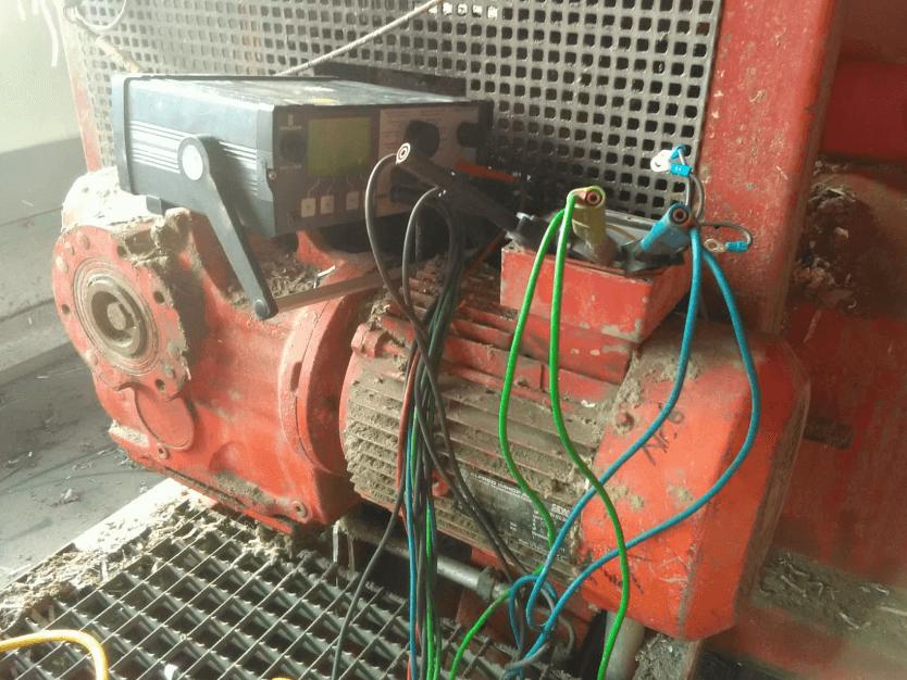 Sanierung nach Brand in Altpapierwerk