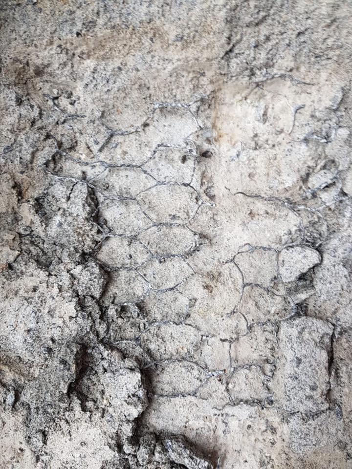 Reparieren von defekten Flächenheizanlagen