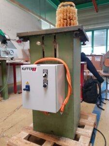 Nachrüstung eines Frequenzumrichters