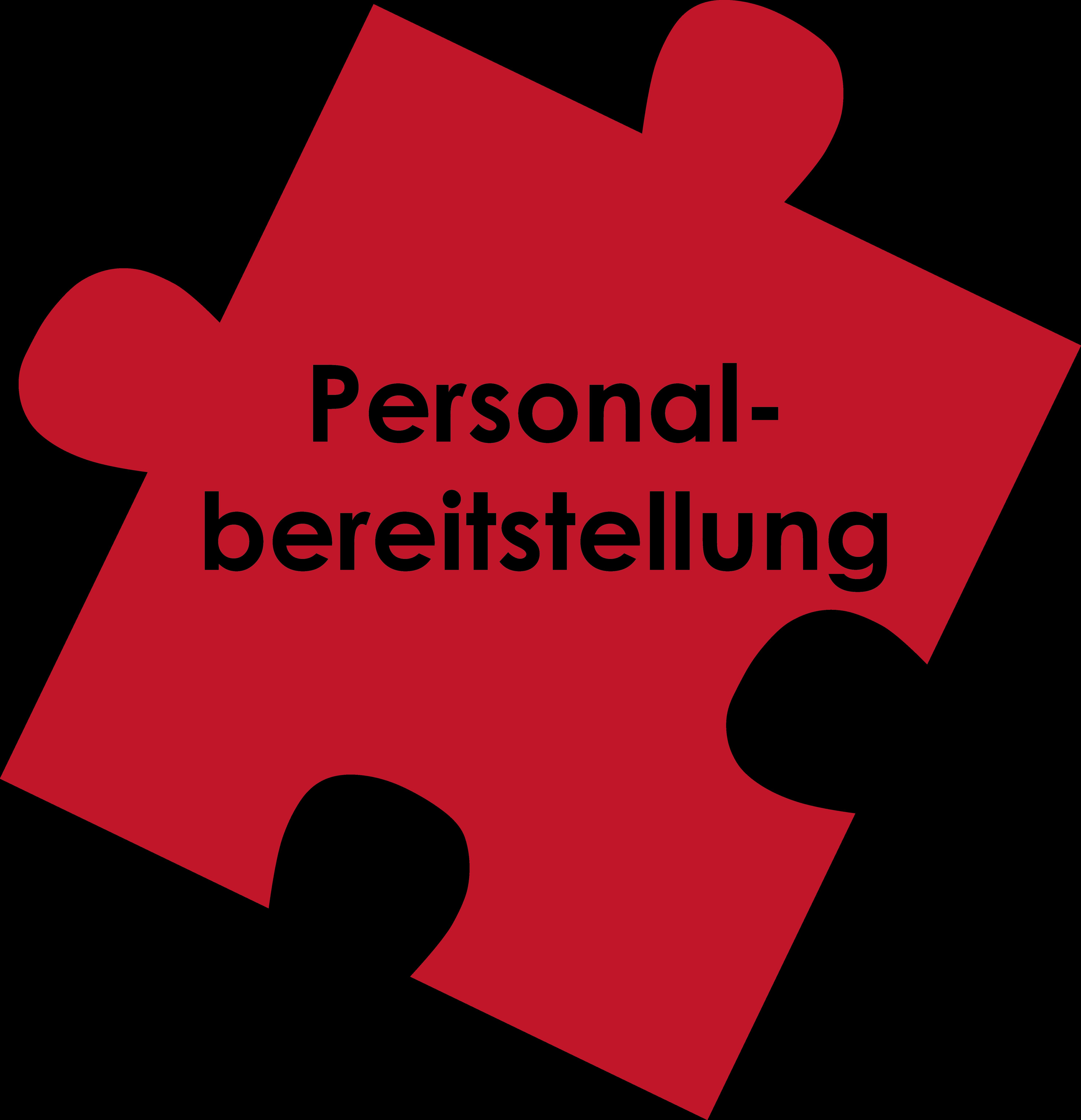 Personalbereitstellung
