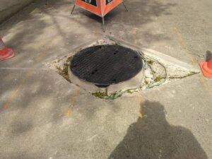 Reparatur Flächenheizung