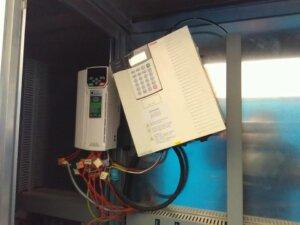 Umbau eines Frequenzumrichters