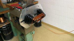 Neuwicklung eines Rührwerkmotors