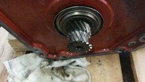 Reparatur einer Antriebswelle