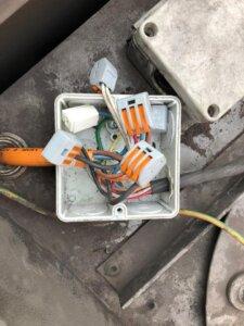 Neuwicklung eines Ventilators