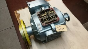 Reparatur eines Windungschlusses