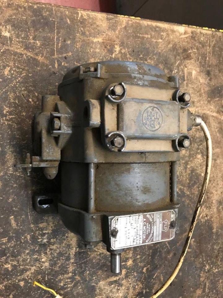 Wir können auch alte Antriebe reparieren!