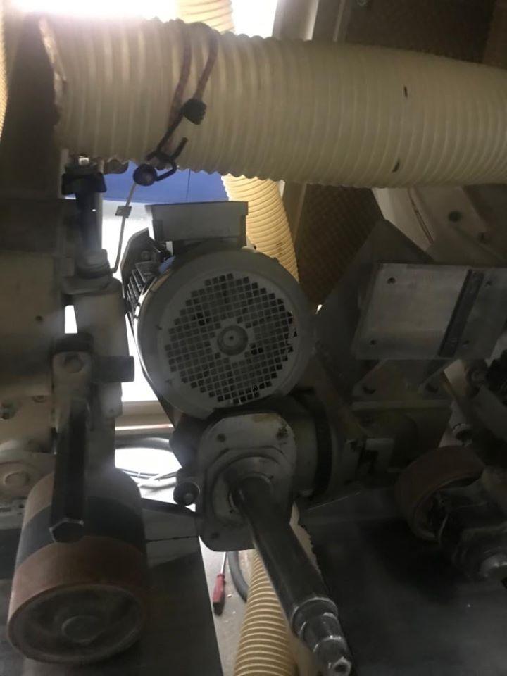 Ersatz eines Motors