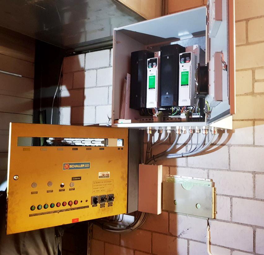 Energetische Sanierung von Lüftungsanlagen