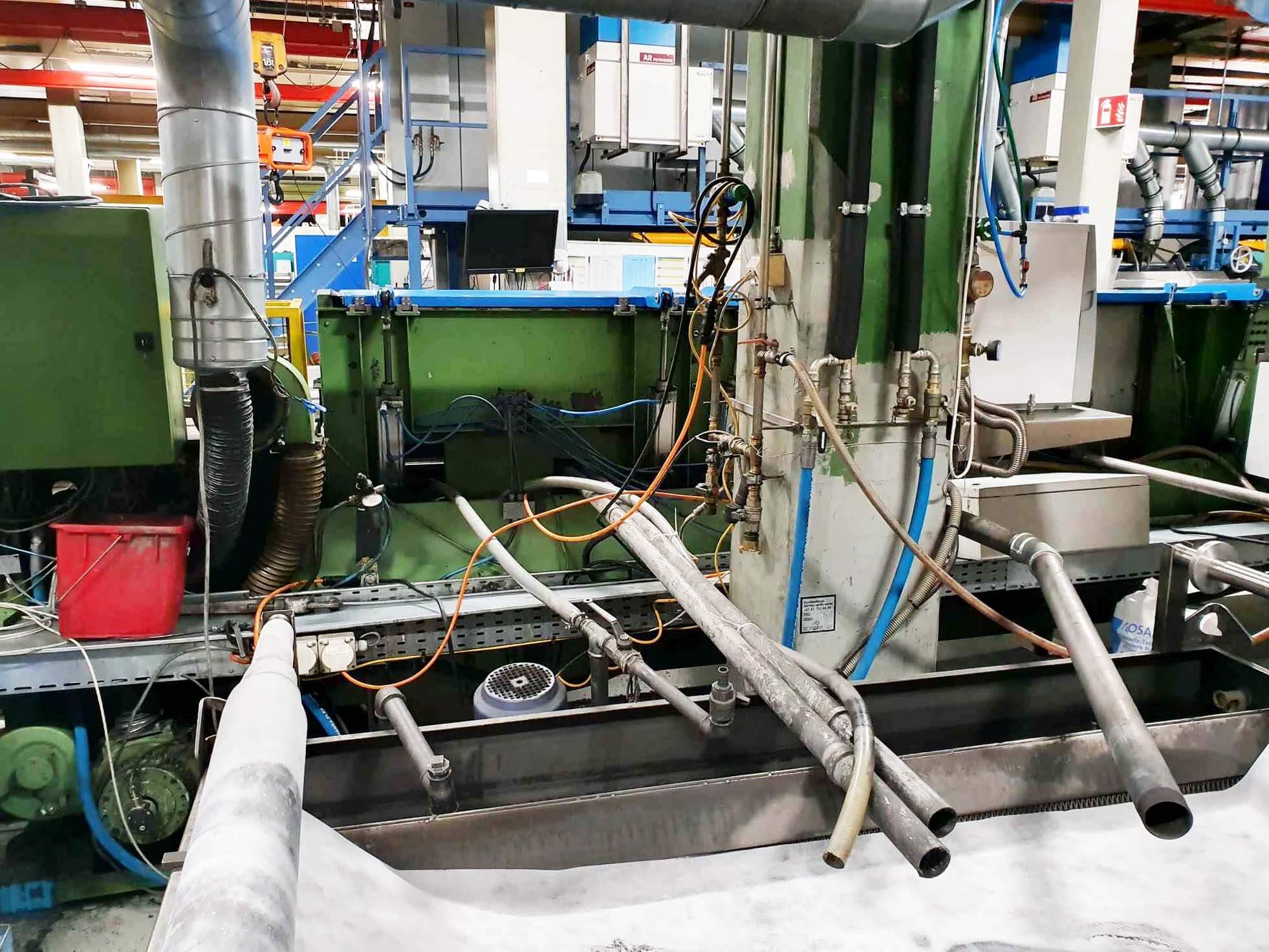 Ersatz der Kabel einer Drahtumformmaschine
