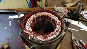 Neuwicklung eines Liftmotors